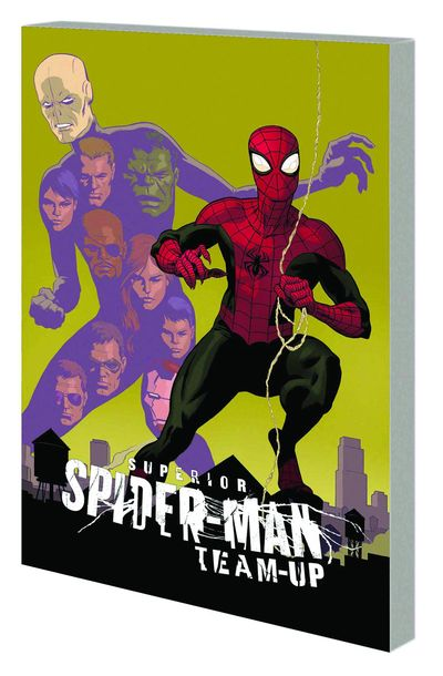 Superior Spider-Man Team-up TPB Friendly Fire OCT130758D