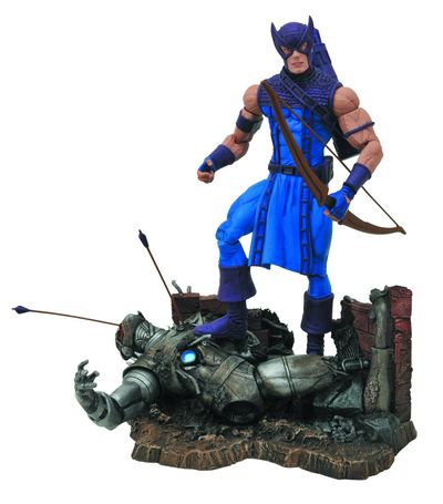 Marvel Select Classic Hawkeye Action Figure OCT131851I