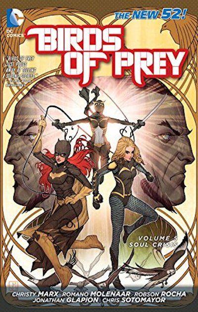 Birds Of Prey TPB Vol. 05 Soul Crisis (n52)