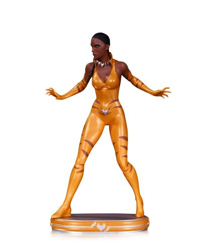DC Comics Cover Girls Vixen Statue OCT140414X