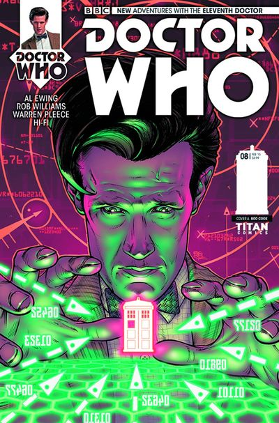 Doctor Who 11th #8