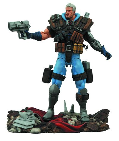 Marvel Select Cable Action Figure OCT142189I