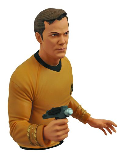 Star Trek Kirk Bust Bank OCT142192U