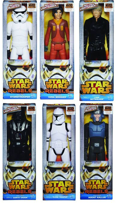 Star Wars 12in Action Figure Assortment 201401