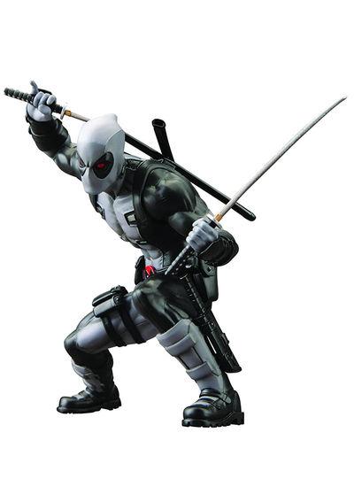 Marvel Comics Now Deadpool Previews Exclusive Artfx+ Statue
