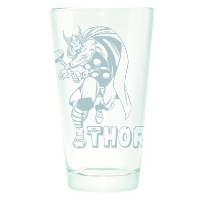 Thor Etched Pint Glass OCT142718I