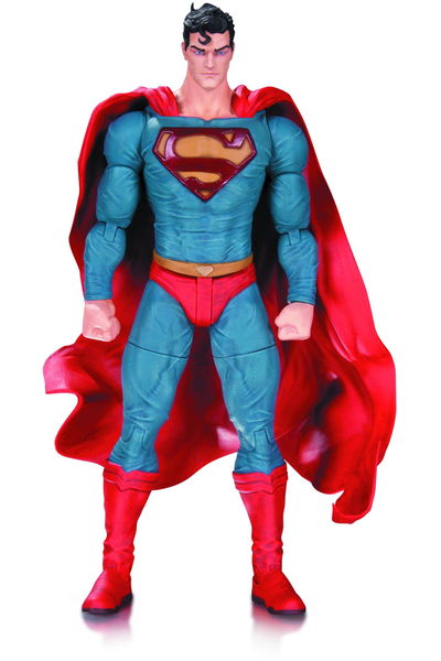 DC Comics Designer Series Lee Bermejo Superman Action Figure FEB160283Y