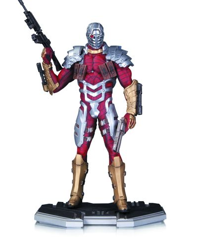DC Comics Icons Deadshot Statue OCT150299X