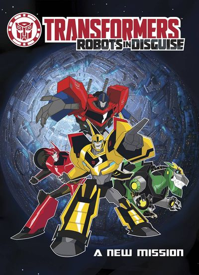 Transformers Robots In Disguise A New Mission TPB OCT150314E