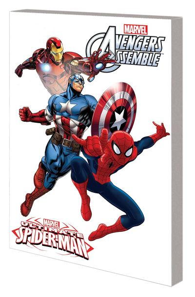 Marvel Universe Ultimate Spider-Man And Avengers Digest TPB OCT150997D