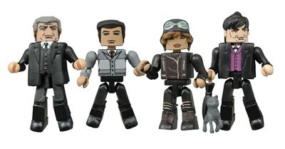Gotham Minimates Series 2 Set OCT152196U