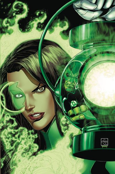 Green Lanterns TPB Vol. 01 Rage Planet OCT160294D