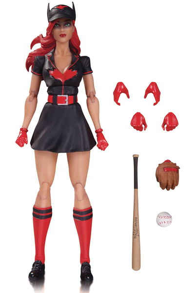 DC Designer Series Bombshells Ant Lucia Batwoman Action Figure OCT160333Y
