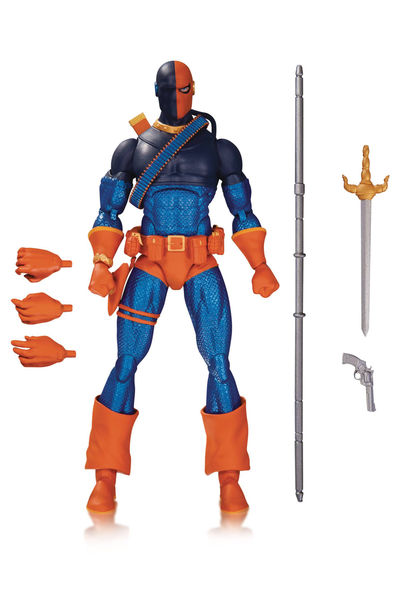 DC Icons Deathstroke Action Figure OCT160344Y