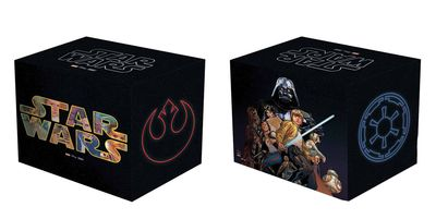 Star Wars Box Set Slipcase HC OCT161000D