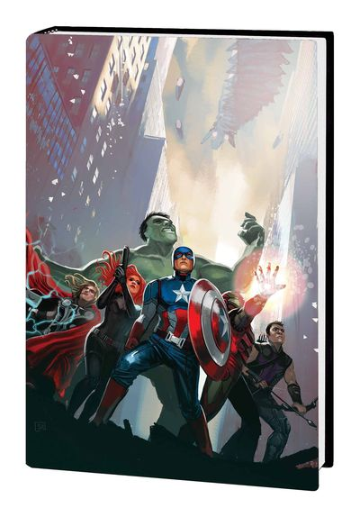 Guidebook to the Marvel Cinematic Universe HC Vol. 01 OCT161004D