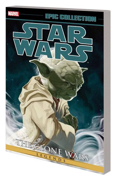 Star Wars Legends Epic Collection TPB Vol. 01 Clone Wars OCT161017D