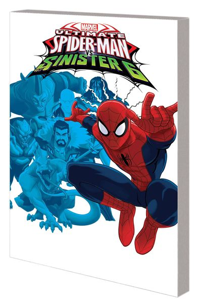 Marvel Universe Ultimate Spider-Man vs. Sinister Six Digest TPB Vol. 01 OCT161034D