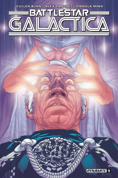 Battlestar Galactica Vol. 3 #5 (of 5) (Cover A - Sanchez)