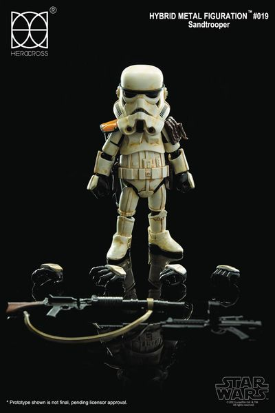 Star Wars HMF-019 Sandtrooper Action Figure OCT168678U