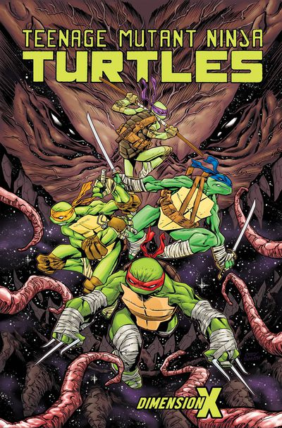 Teenage Mutant Ninja Turtles Dimension X TPB OCT170456