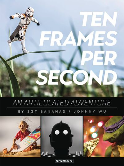 10 Frames Per Second Articulated Adventure HC OCT171429