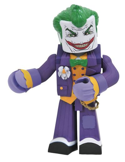 DC Arkham Asylum Video Game Joker Vinimate OCT172366