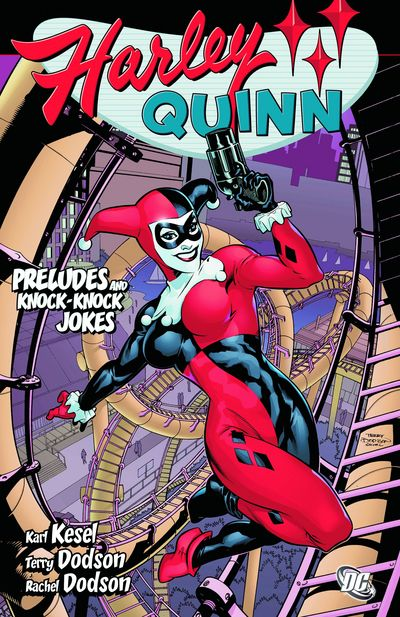 Harley Quinn Preludes And Knock Knock Jokes TPB SEP080168D