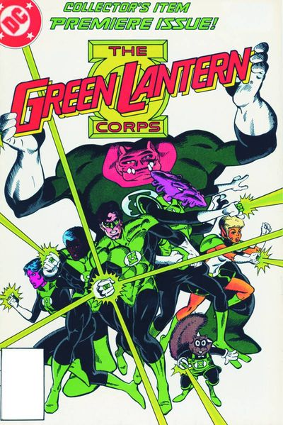 Tales Of The Green Lantern Corps TPB Vol. 03 SEP100259D