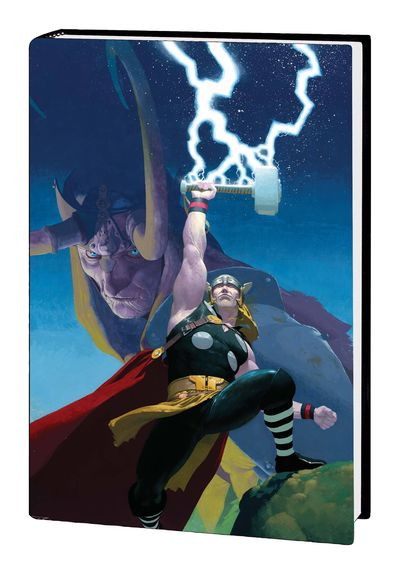 Thor And Loki HC Blood Brothers SEP100688D