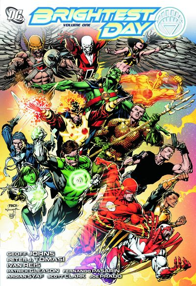 Brightest Day TPB Vol. 01 SEP110177D