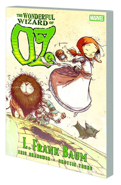 Oz Wonderful Wizard Of Oz TPB