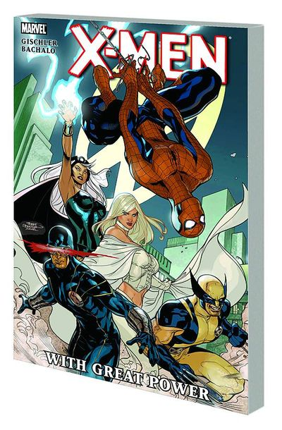 X-Men: With Great Power TPB - nick & dent