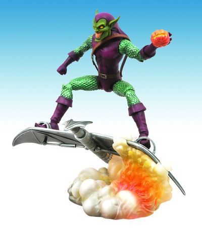 Marvel Select Green Goblin Action Figure SEP111606I