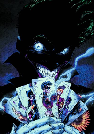 Teen Titans TPB Vol. 03 Death of the Family SEP130274D