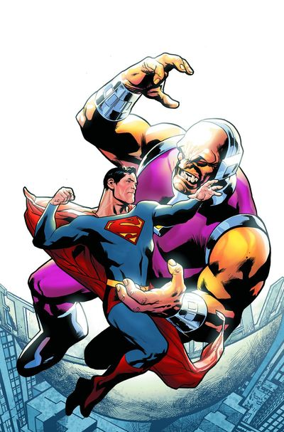 Superman vs. Mongul TPB SEP130285D
