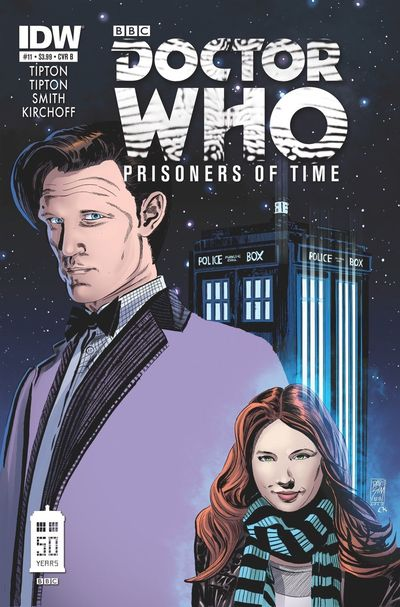 Doctor Who Prisoners Of Time #11 (of 12)