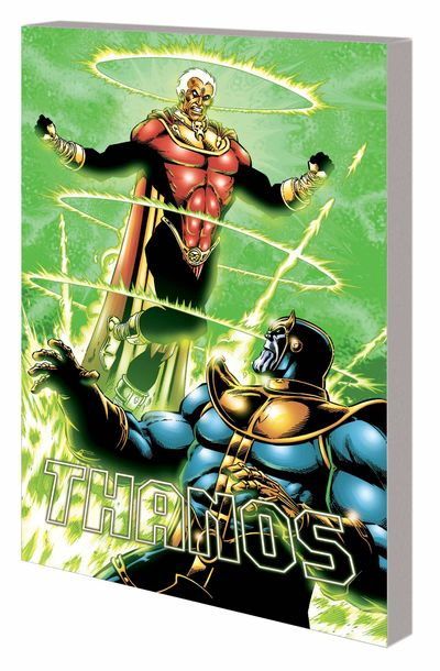 Thanos TPB Infinity Abyss New Printing SEP130815D