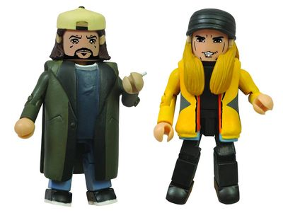 Jay & Silent Bob Strike Back Minimates 2-pack SEP131915U