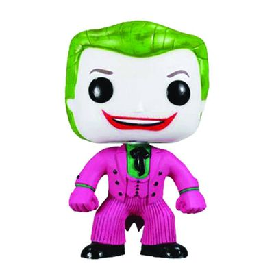 Pop Batman 66 Joker Vinyl Figure SEP132179I