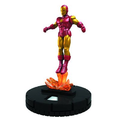 Marvel Heroclix Invincible Iron Man Booster SEP132436G