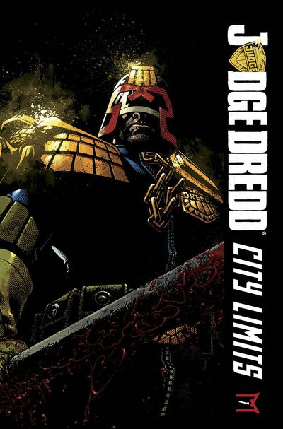Judge Dredd City Limits TPB Vol. 01 SEP140470E