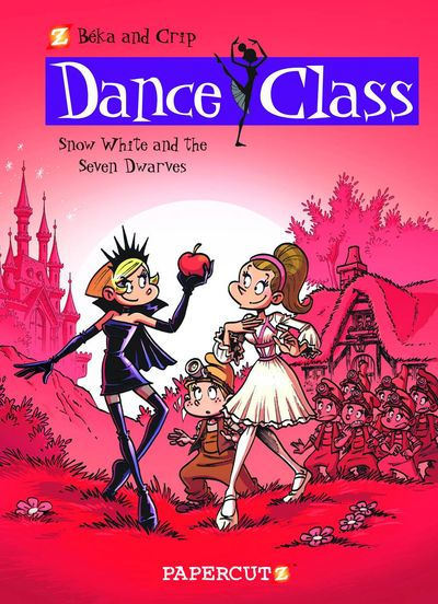 Dance Class HC Vol. 08 Snow White And The Seven Dwarves SEP141539F
