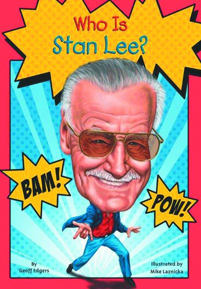 Who Is Stan Lee Yr Bio Series SEP141890F