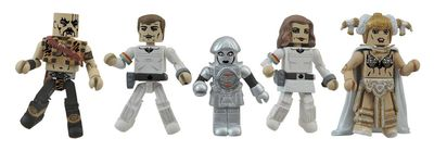 Buck Rogers Minimates Set SEP142251U