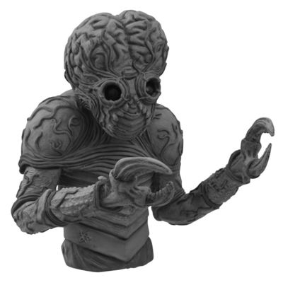 Universal Monsters Metaluna Mutant Black & White Bust Bank SEP142258U