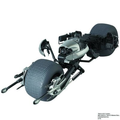 Dark Knight Batpod Previews Exclusive MAF Ex SEP142380U