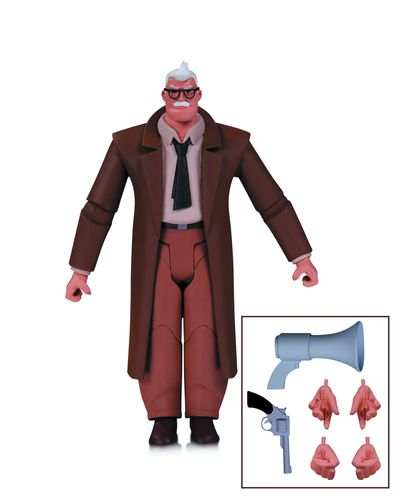 Batman The Animated Series Commissioner Gordon Action Figure SEP150335Y