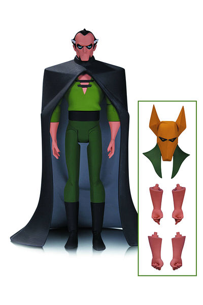 Batman The Animated Series Ras Al Ghul Action Figure SEP150337Y