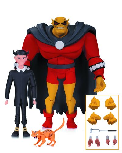 Batman The Animated Series Etrigan With Klarion Action Figure SEP150338Y